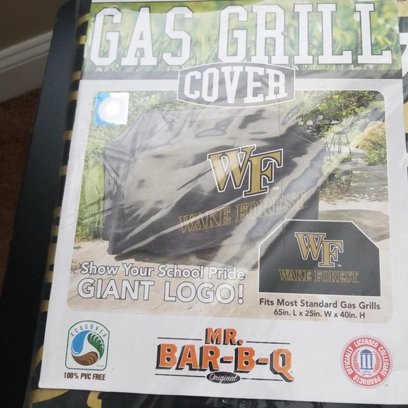 Wake Forest Other Grill Cover Poshmark